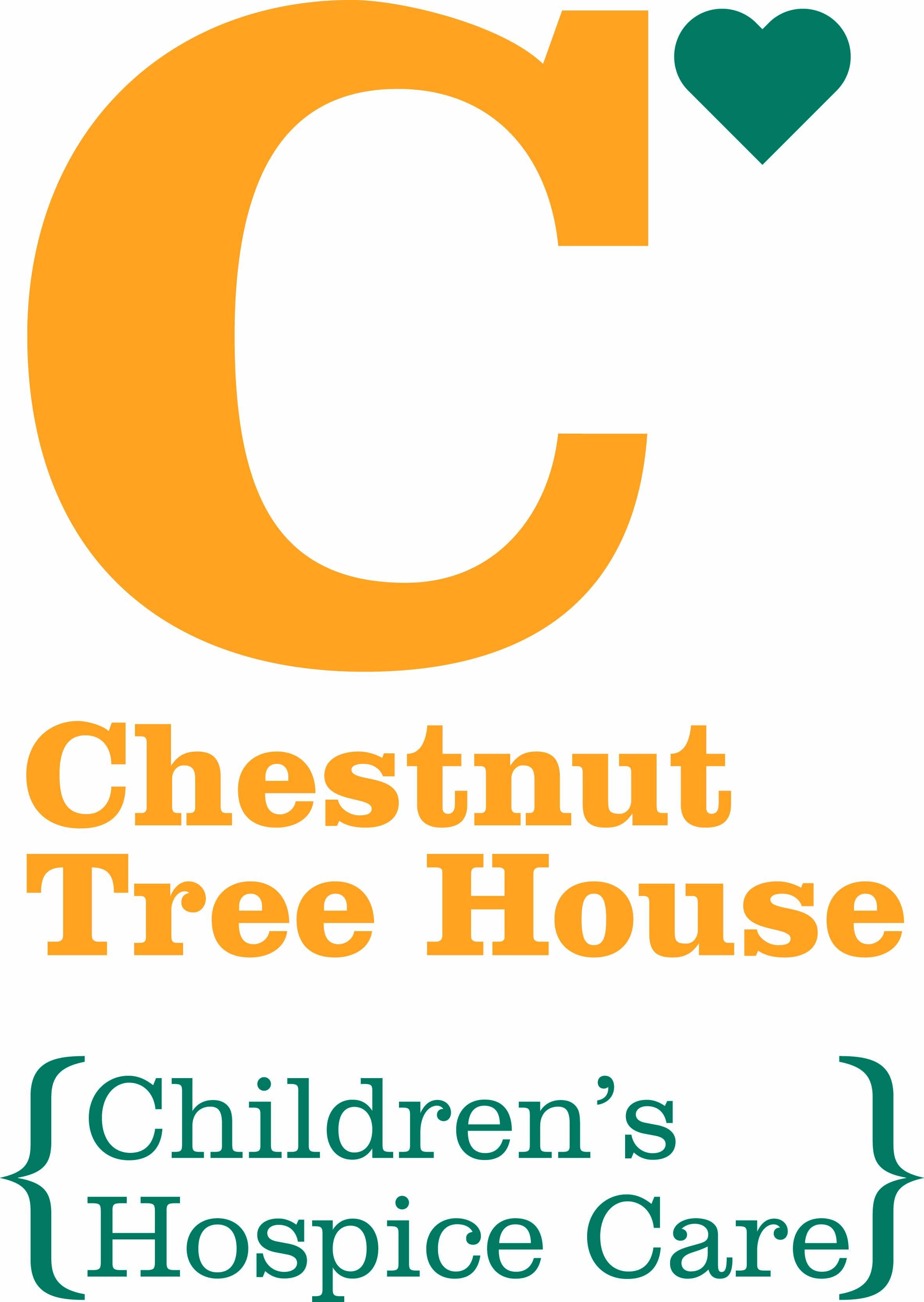 Chestnut Tree House Children's Hospice logo